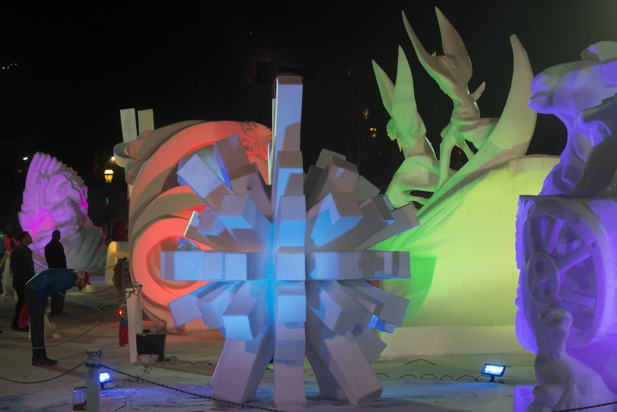 Snowsculpture International 2019