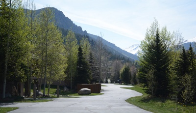 The Enclave at Keystone, view to Grays & Torreys