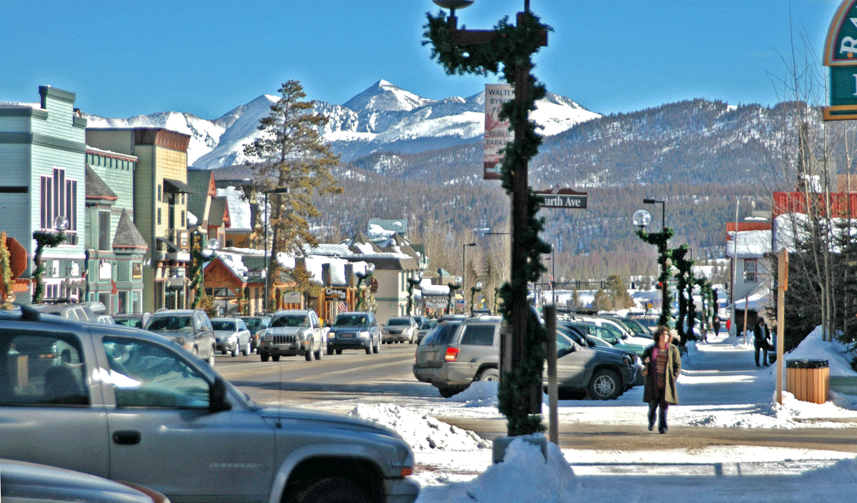 Frisco in town subdivision surround Main Street