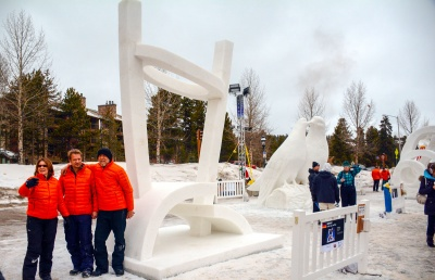 2015 International Snow Sculpture Championship-Team-Germany