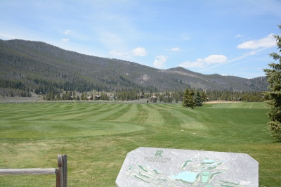 Keystone Ranch homes around a top-notch golf course