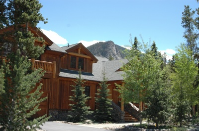 The Reserve at Frisco, homes with a mountain backdrop, Colorado