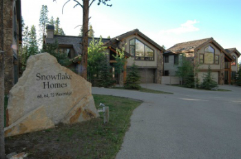 snowflake breckenridge homes for sale