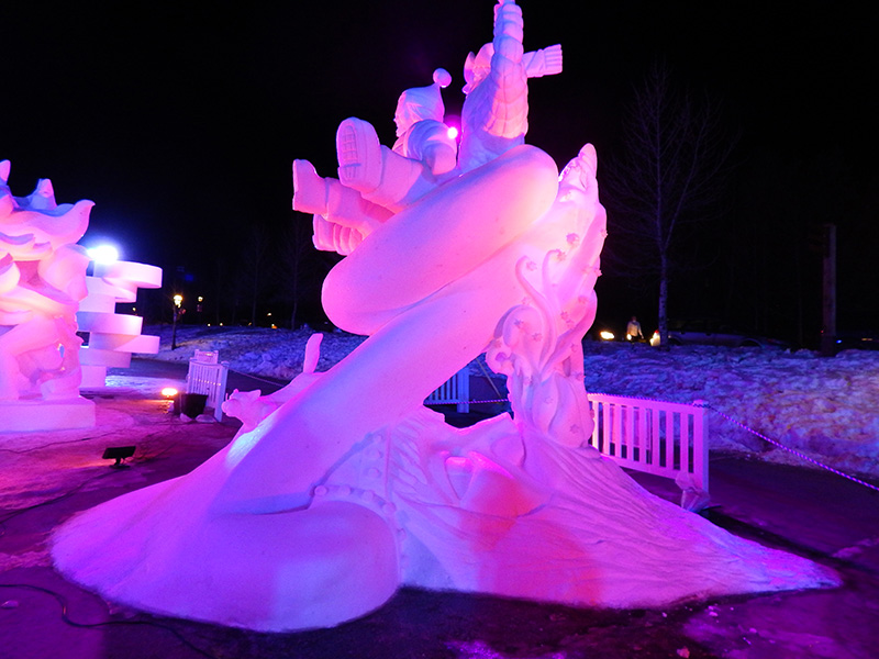 2014 Snow Sculpture Breckenridge