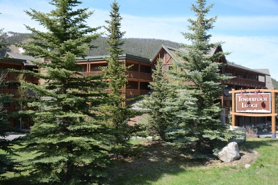 Tenderfoot Lodge at Keystone, Colorado