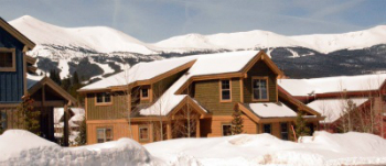 Close to Breckenridge shopping and nightlife