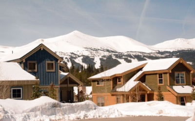Affordable Housing is a goal of the town of Breckenridge. Vista Point Townhomes are an example of deed-restricted and market homes in the housing program.